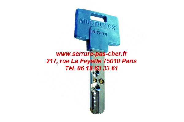 clé multlock
