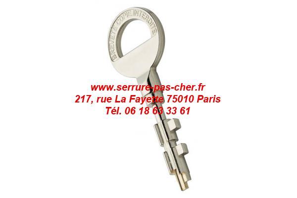 27b86a0213aa Changer sa serrure Vigie Picard Trident ou son cylindre picard soi-même